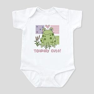 Toadally Cute Infant Bodysuit