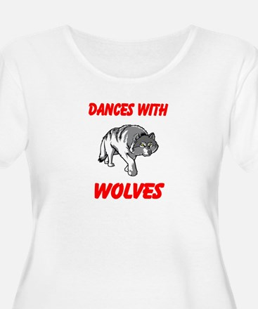 Dance with wolves T-Shirt