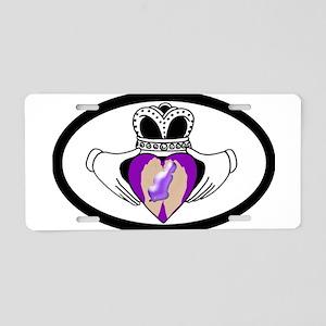 Premature Birth Awareness Aluminum License Plate