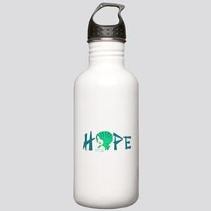 JAPAN WILL THRIVE AGAIN Stainless Water Bottle 1.0