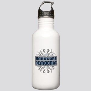 Hardcore Democrat Stainless Water Bottle 1.0L