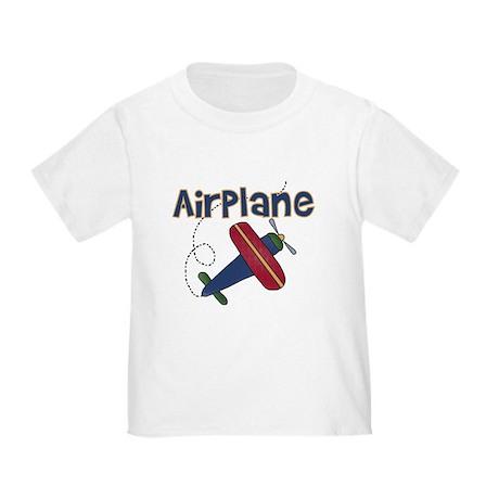 Airplane Toddler T-Shirt