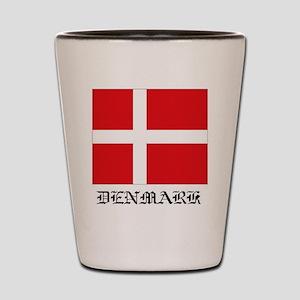 Denmark Shot Glass