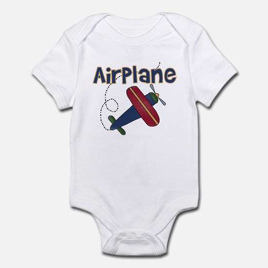 Airplane Infant Creeper