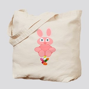 Bunny Poop Jelly Beans Tote Bag