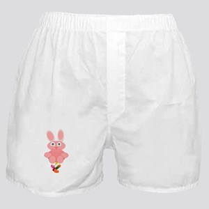 Bunny Poop Jelly Beans Boxer Shorts