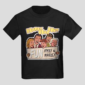 Hardy Har Hut Kids Dark T-Shirt