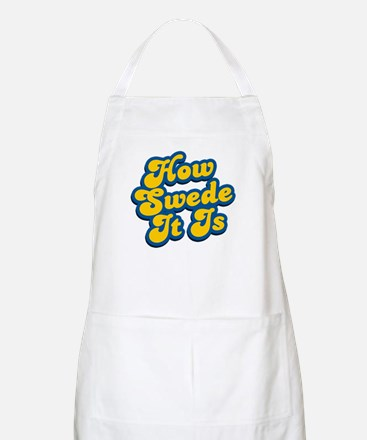 How Swede It Is Apron