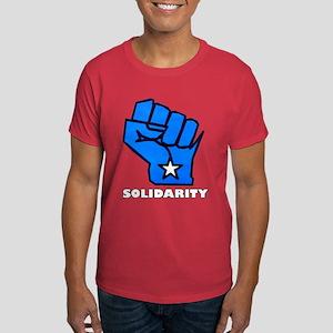 Solidarity Fist Dark T-Shirt