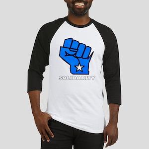Solidarity Fist Baseball Jersey