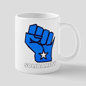 Solidarity Fist Mug