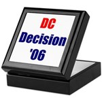 DC Decision '06 Keepsake Box