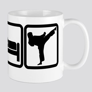 EAT-SLEEP-KICK Mug
