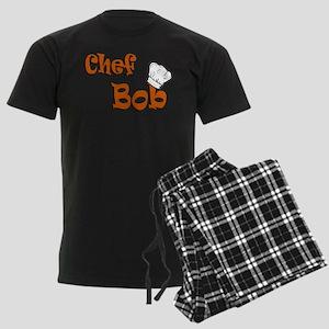 CHEF Bob Men's Dark Pajamas