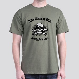 Rum, Chum or Bum Dark T-Shirt