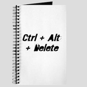 Ctrl + Alt + Delete Journal