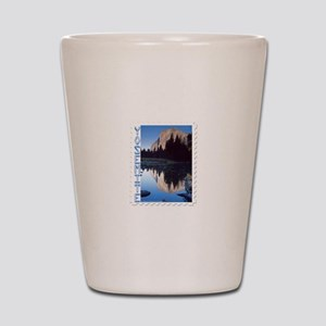 Yosemite Shot Glass