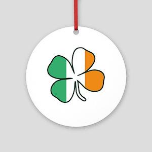Ireland Ornament (Round)