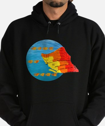 Ring of Fire Hoodie (dark)