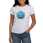 ring of fire pacific ocean Women's T-Shirt