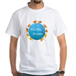 ring of fire pacific ocean White T-Shirt