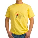 not possibly real Yellow T-Shirt