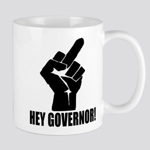 Hey Governor! Mug
