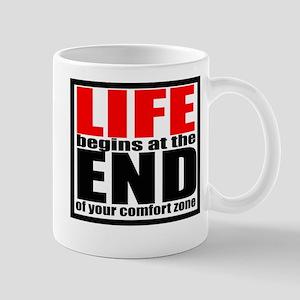 Life begins... Mug
