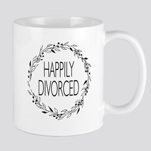 divorce party happily divorced Mugs