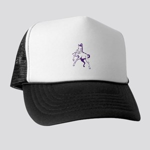 Sigma Lambda Beta Horse Trucker Hat