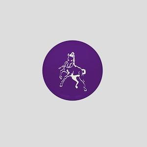 Sigma Lambda Beta Horse Mini Button