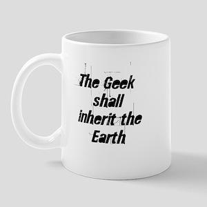 The Geek shall inherit the Ea Mug