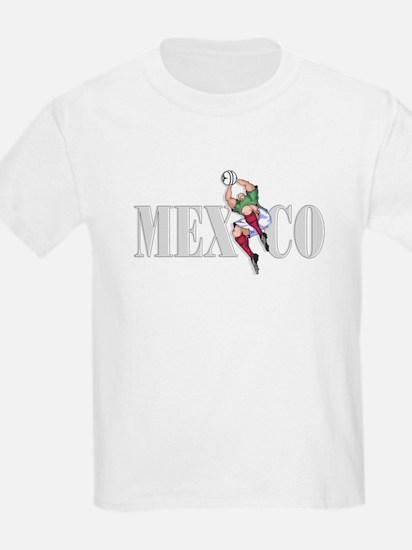 Mexico3 Kids T-Shirt
