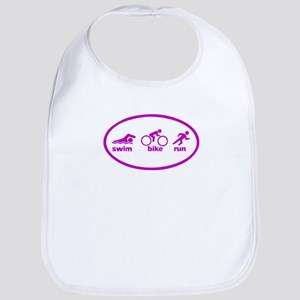 Swim Bike Run Bib