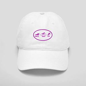 Swim Bike Run Cap