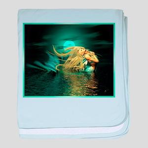 Best Seller Merrow Mermaid baby blanket