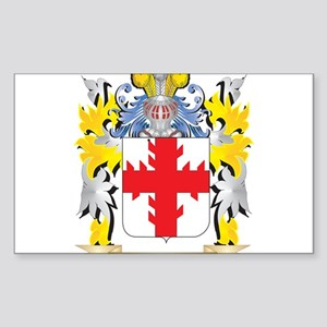 Wachowicz Family Crest - Coat of Arms Sticker