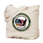 US JU-JITSU Tote Bag