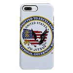 US JU-JITSU iPhone 8/7 Plus Tough Case