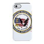 US JU-JITSU iPhone 8/7 Tough Case