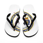 US JU-JITSU Flip Flops