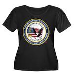 US JU-JITSU Plus Size T-Shirt