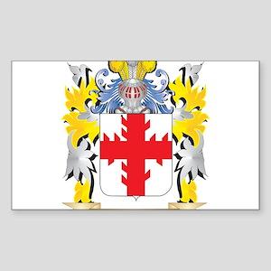 Wachowski Family Crest - Coat of Arms Sticker