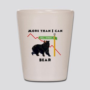 More Than I Can Bear Market Shot Glass