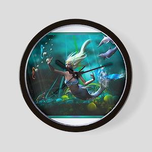 Best Seller Merrow Mermaid Wall Clock