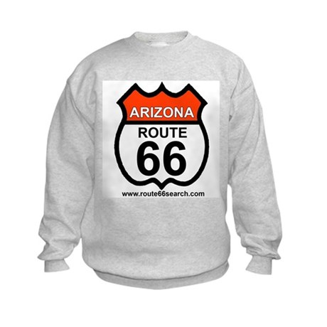 Arizona Route 66 Kids Sweatshirt