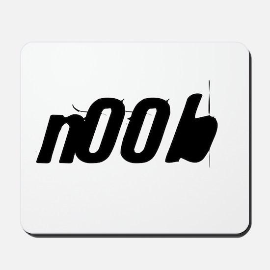 n00b Mousepad