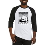 Get in the House Music Baseball Jersey