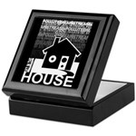 Get in the House Music Keepsake Box