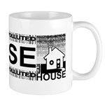 Get in the House Music Mug